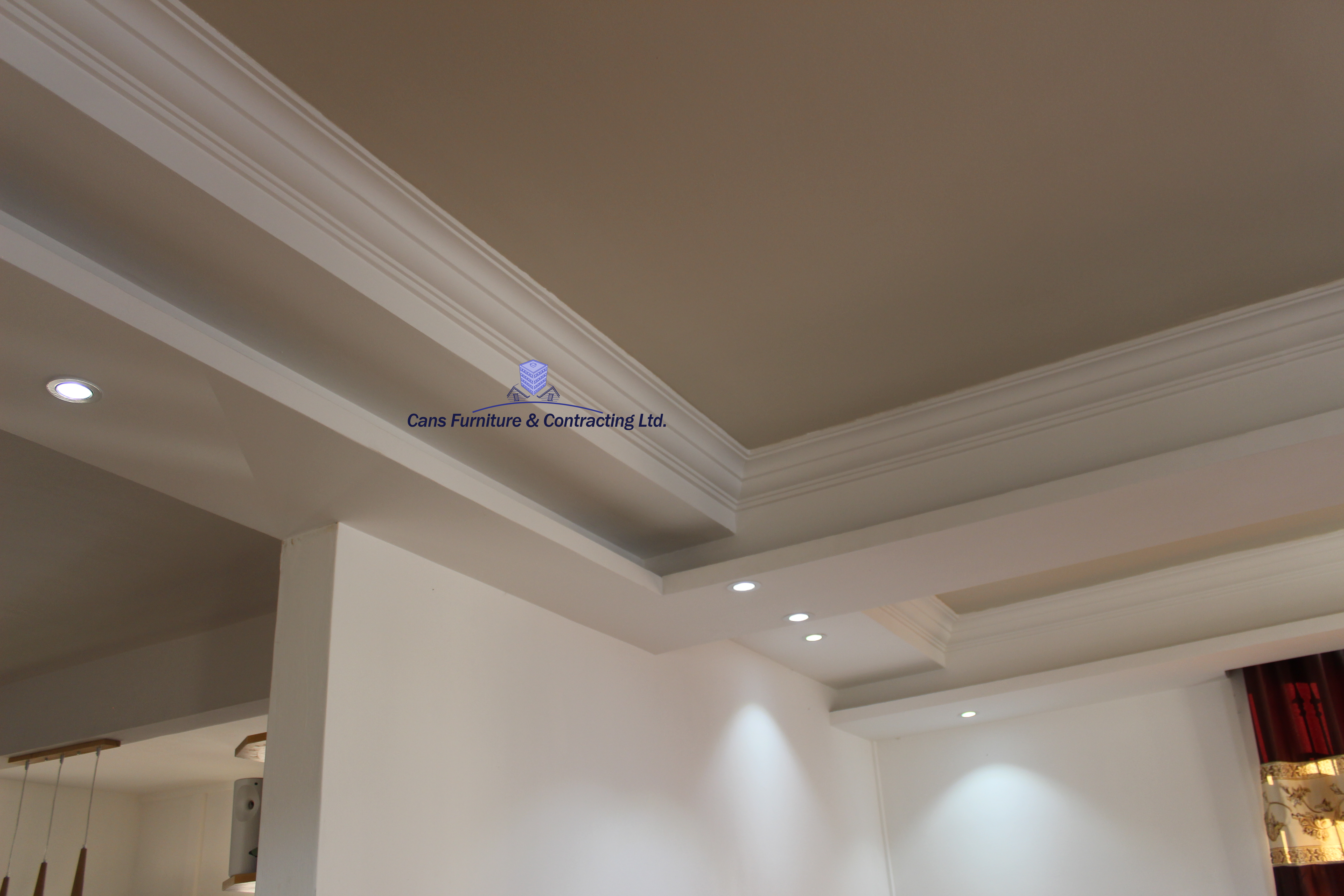 False ceiling ⋆ Cans Furniture And Contracting Ltd